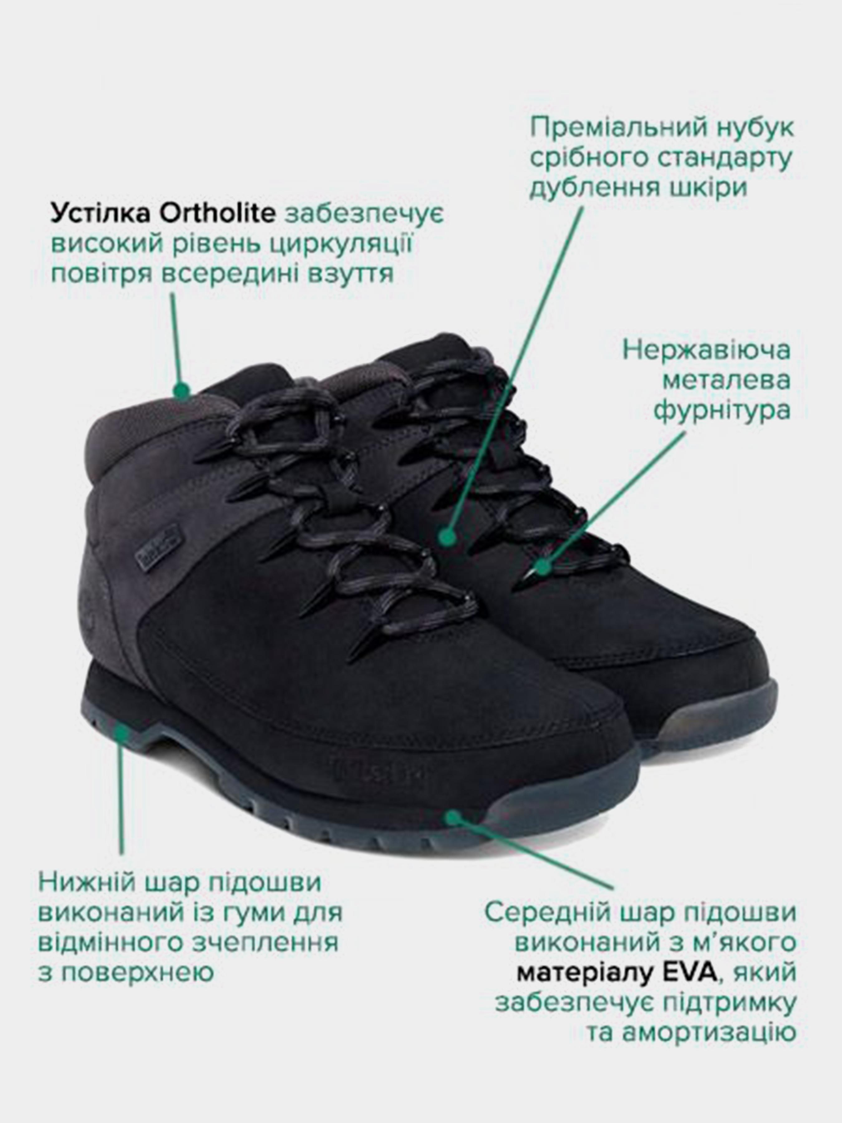 Ботинки мужские Timberland Euro Sprint TF4081 в Украине, 2017