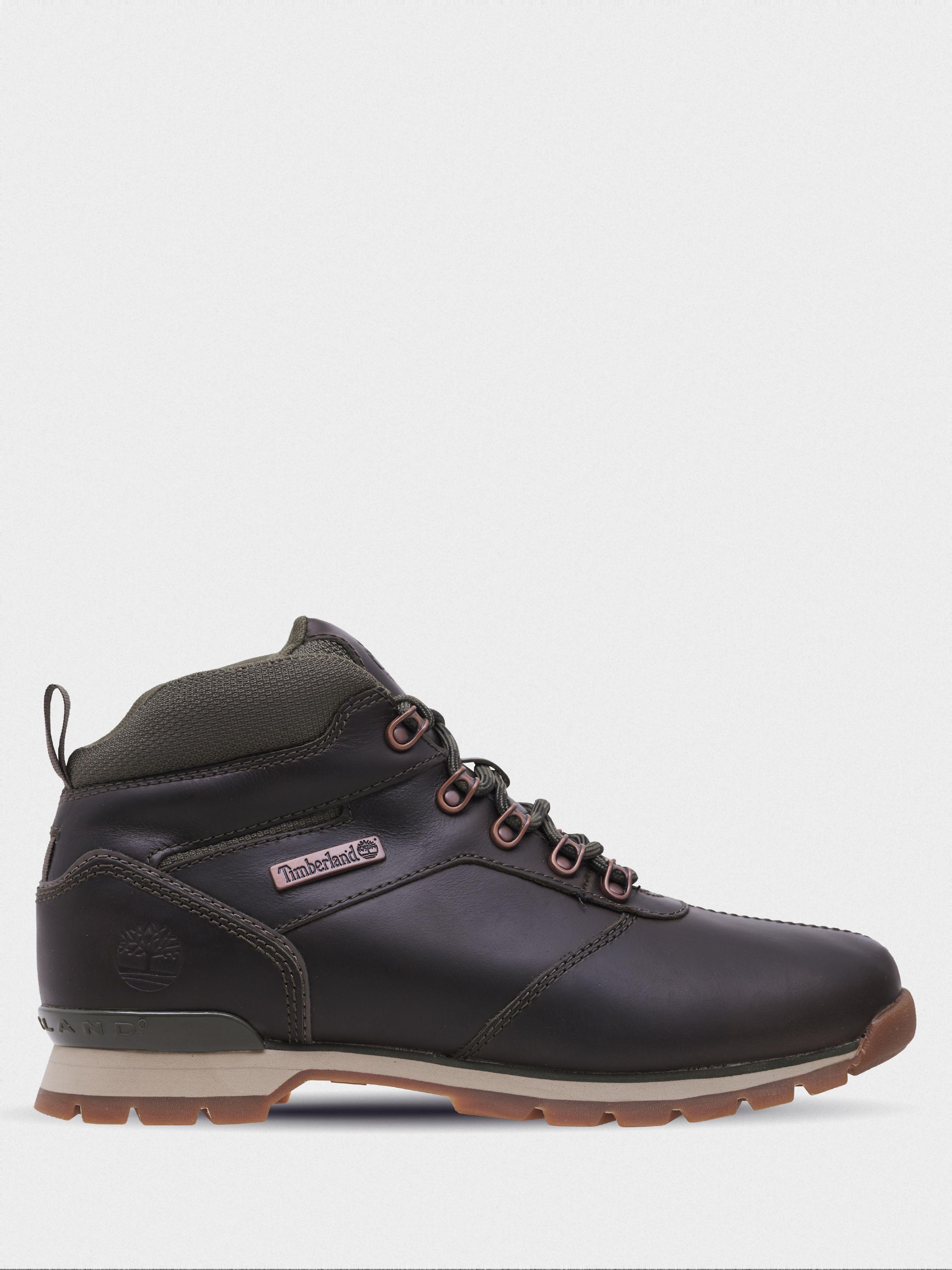 Купить Ботинки мужские Timberland Splitrock TF4093, Зеленый