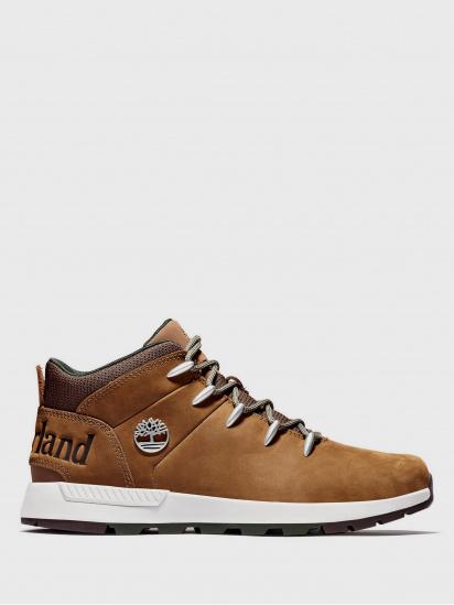 Черевики  чоловічі Timberland TB0A25DCF13 брендове взуття, 2017