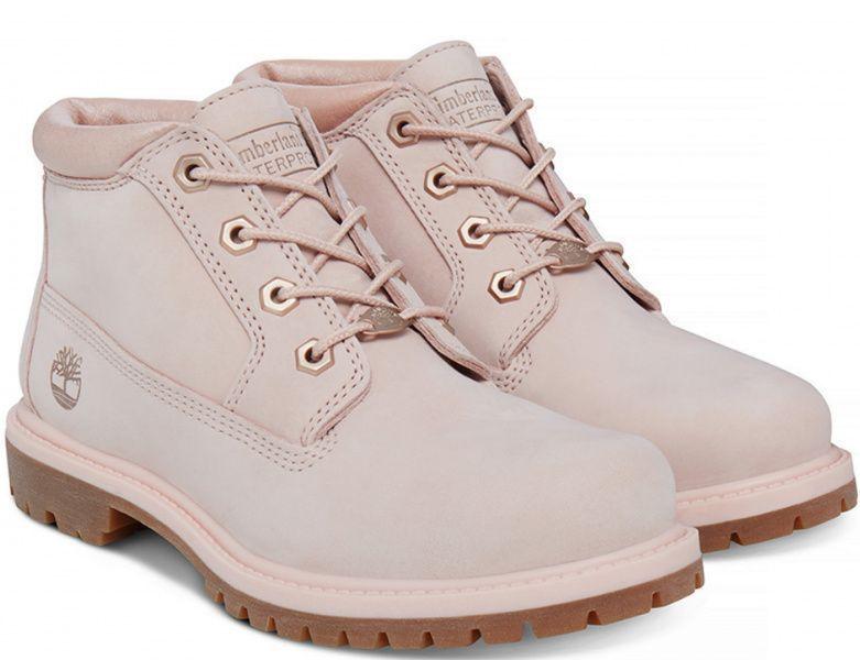 Купить Ботинки женские Timberland Nellie KHukka WPF TG2035, Розовый