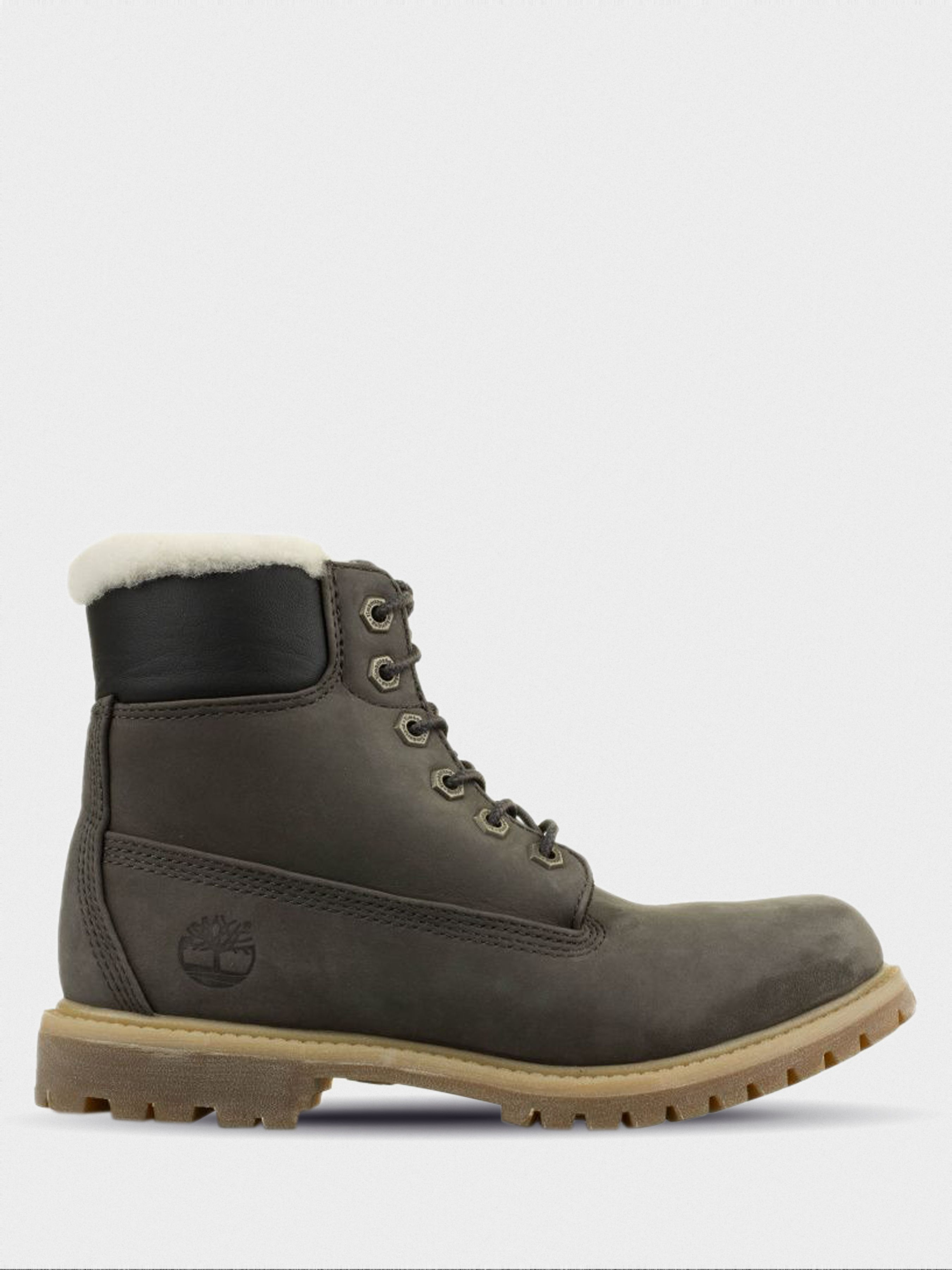 "Ботинки для женщин Timberland 6"" Premium Shearlig Lined TG2037 обувь бренда, 2017"