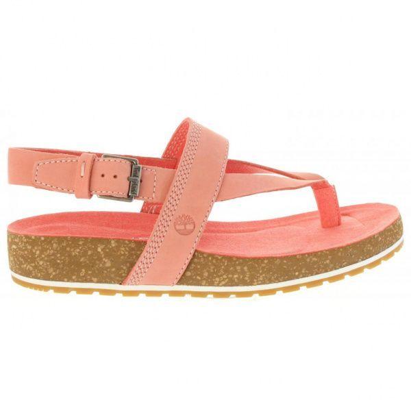 Купить Сандалии женские Timberland Malibu Waves TG2114, Розовый