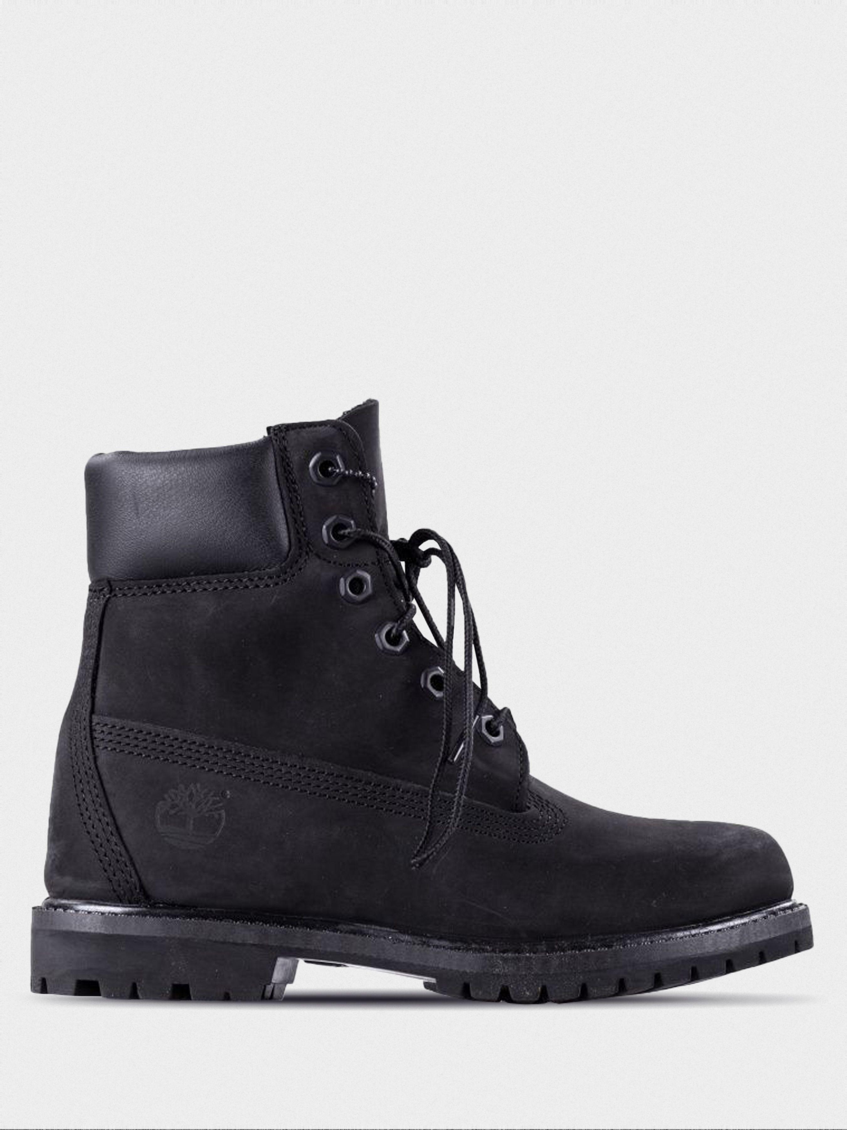 Купить Ботинки женские Timberland 6 In Premium TG2126, Черный