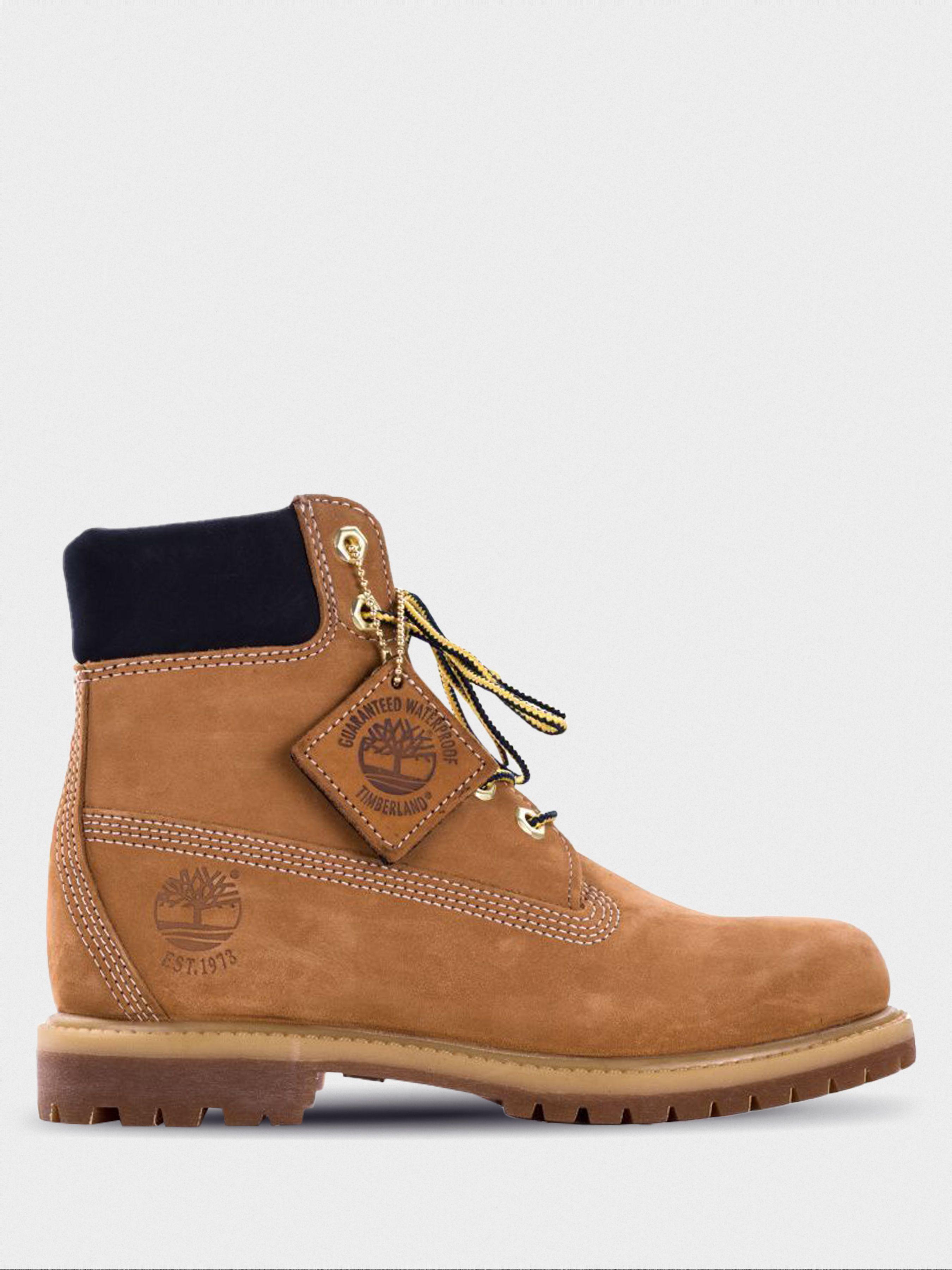 Купить Ботинки женские Timberland 6 In Premium TG2158, Желтый