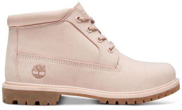 Купить Ботинки женские Timberland Nellie TG2165, Розовый