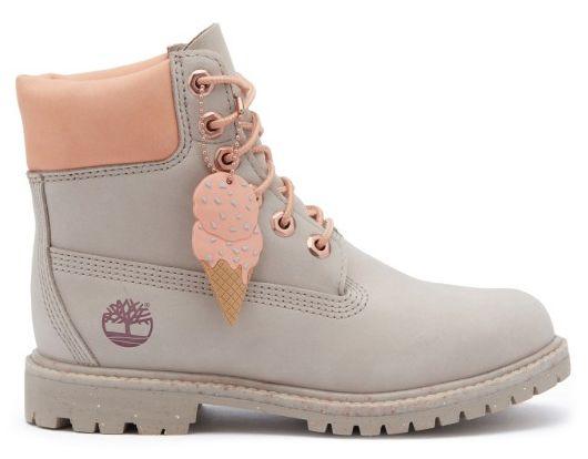 Купить Ботинки женские Timberland Timberland Premium TG2168, Серый