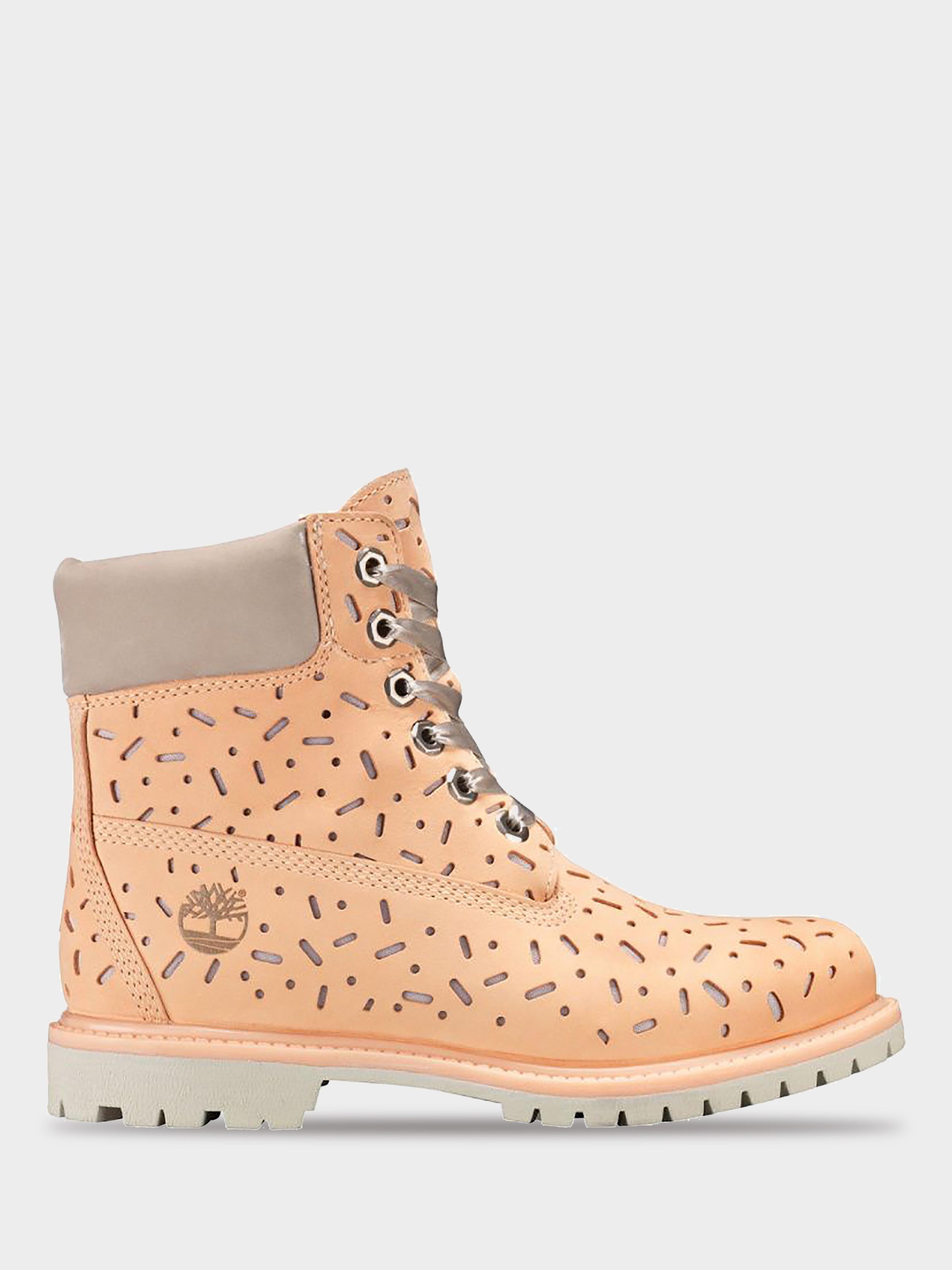 Купить Ботинки женские Timberland Timberland Premium TG2169, Бежевый