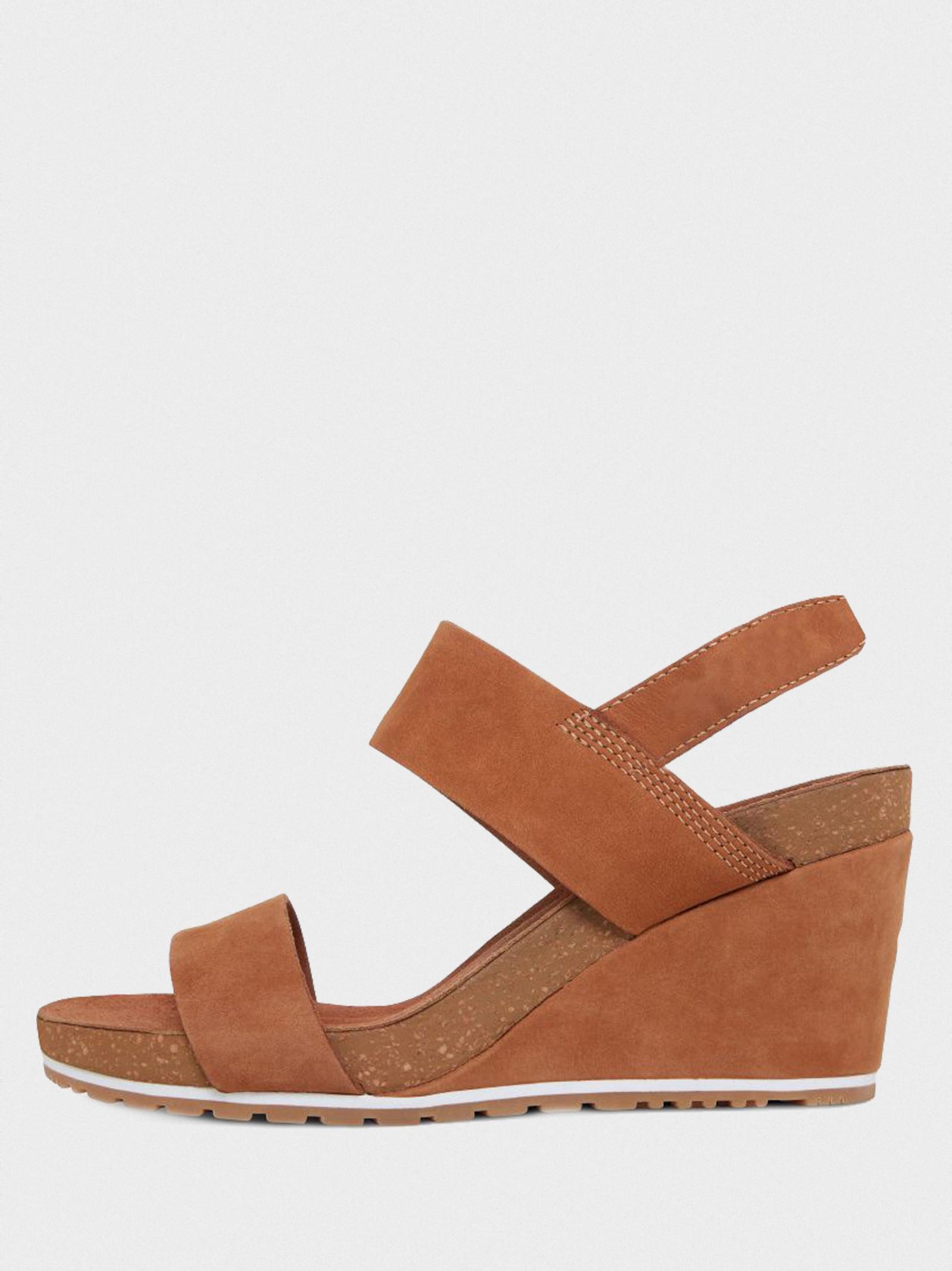 Босоножки женские Timberland Capri Sunset TB0A1PGVF13 брендовая обувь, 2017