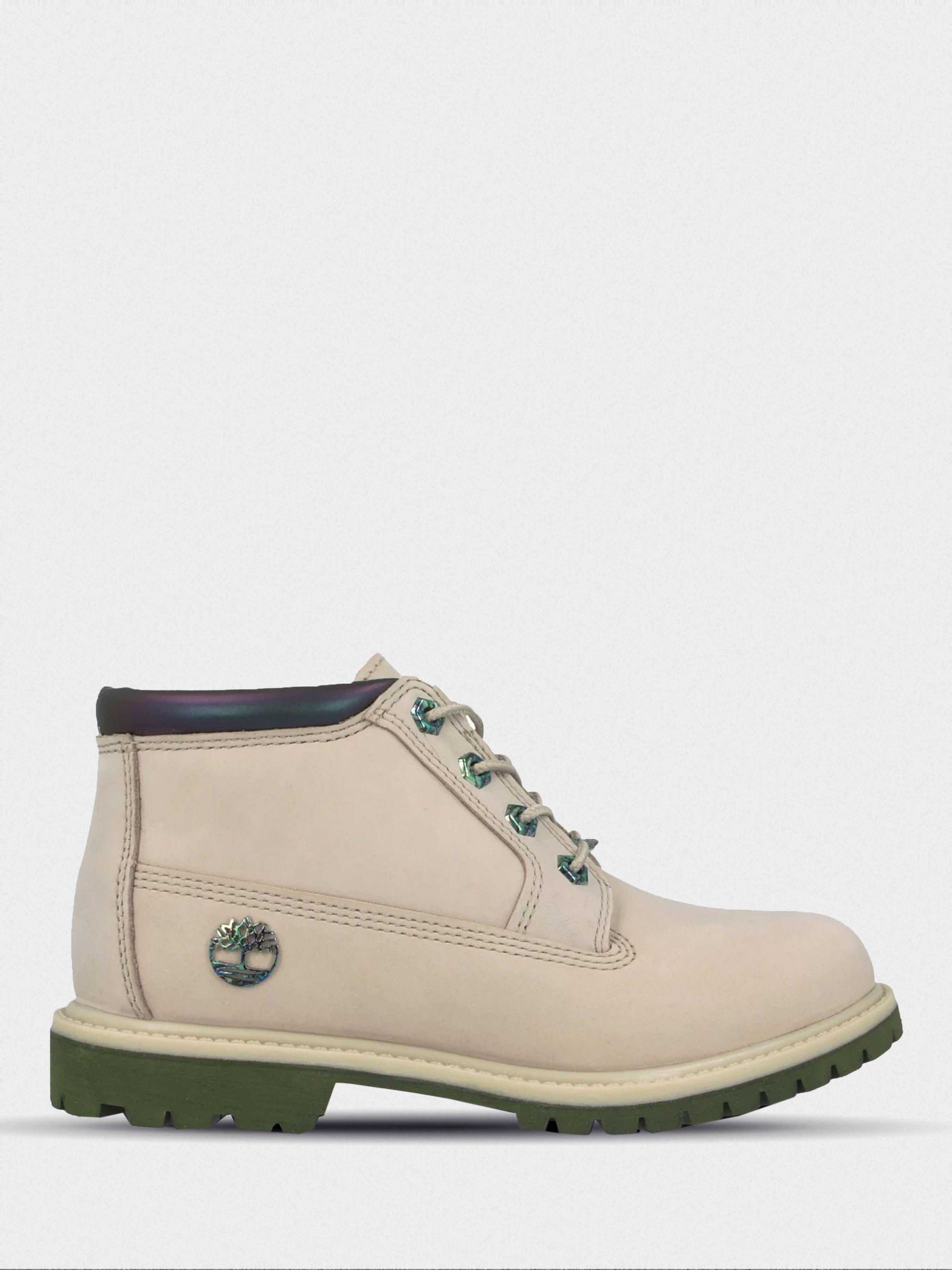 Купить Ботинки женские Timberland Nellie TG2312, Бежевый