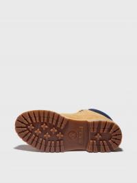 Timberland  розмірна сітка взуття, 2017