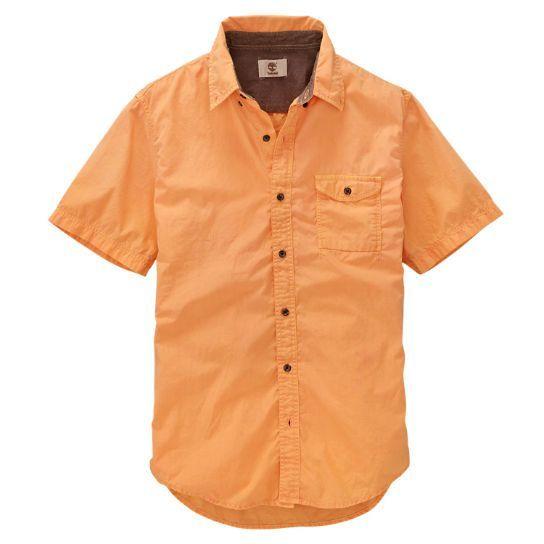 Рубашка с коротким рукавом мужские Timberland модель TH4892 купить, 2017