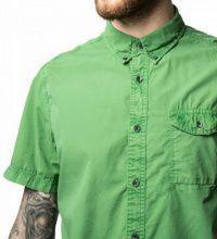 Рубашка с коротким рукавом мужские Timberland модель TH4893 цена, 2017
