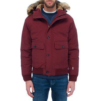 Куртка пуховая мужские Timberland модель TH5063 , 2017