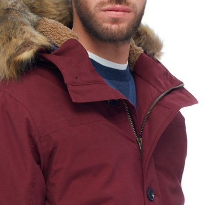 Куртка пуховая мужские Timberland модель TH5063 качество, 2017