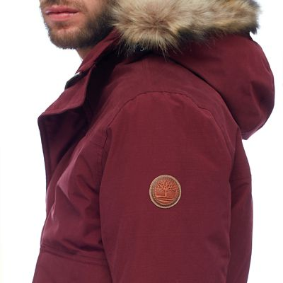 Куртка пуховая мужские Timberland модель TH5063 приобрести, 2017
