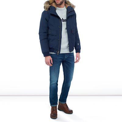 Куртка пуховая для мужчин Timberland TH5064 смотреть, 2017