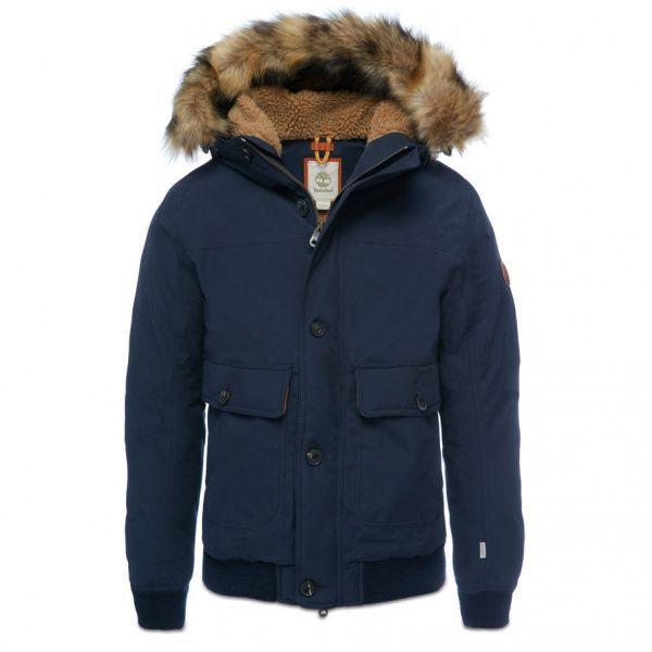 Куртка пуховая для мужчин Timberland TH5064 примерка, 2017
