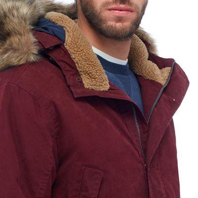 Куртка пуховая мужские Timberland TH5067 фото, купить, 2017