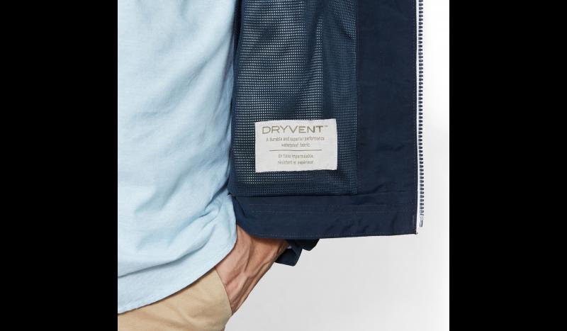 Куртка мужские Timberland HOODED PIER JACKET DARK SAPPHI TH5109 размеры одежды, 2017