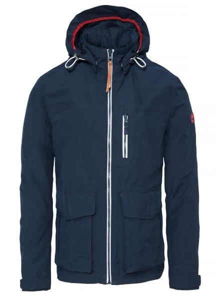 Куртка мужские Timberland HOODED PIER JACKET DARK SAPPHI TH5109 брендовая одежда, 2017