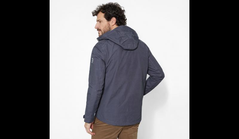 Куртка для мужчин Timberland HOODED PIER JACKET EBONY TH5111 брендовая одежда, 2017