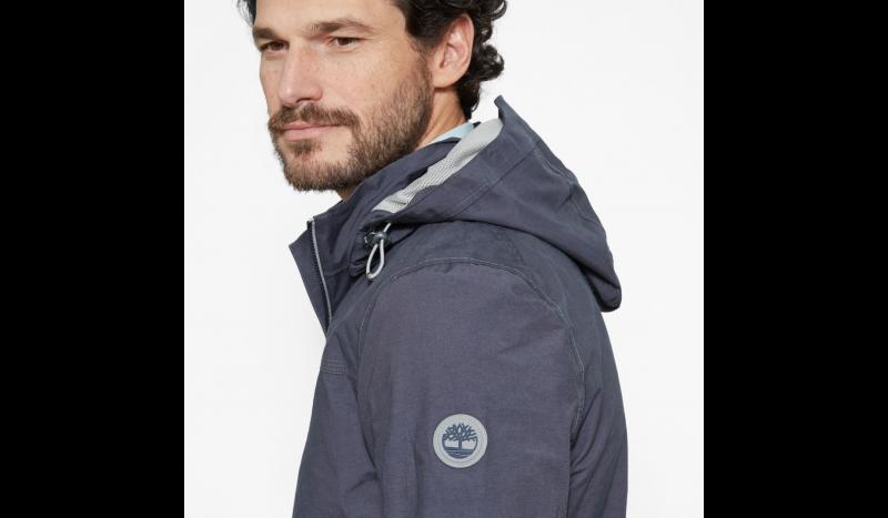 Куртка для мужчин Timberland HOODED PIER JACKET EBONY TH5111 продажа, 2017