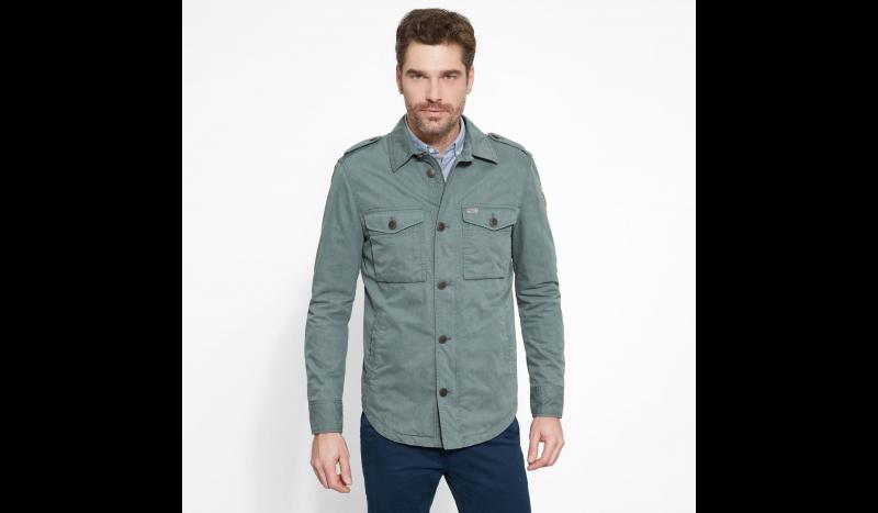 Куртка мужские Timberland STONYBROOK OVERSHIRT GREENHOUS TH5114 продажа, 2017