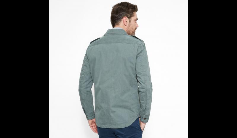 Куртка мужские Timberland STONYBROOK OVERSHIRT GREENHOUS TH5114 одежда бренда, 2017