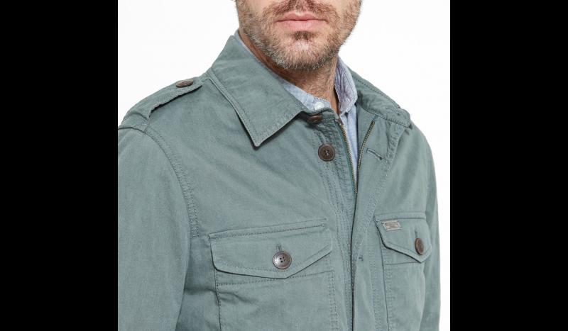 Куртка мужские Timberland STONYBROOK OVERSHIRT GREENHOUS TH5114 брендовая одежда, 2017