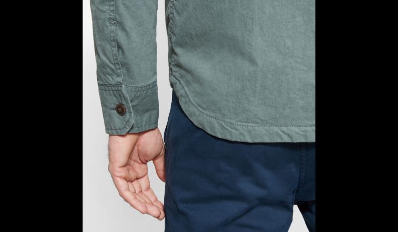 Куртка мужские Timberland STONYBROOK OVERSHIRT GREENHOUS TH5114 цена, 2017