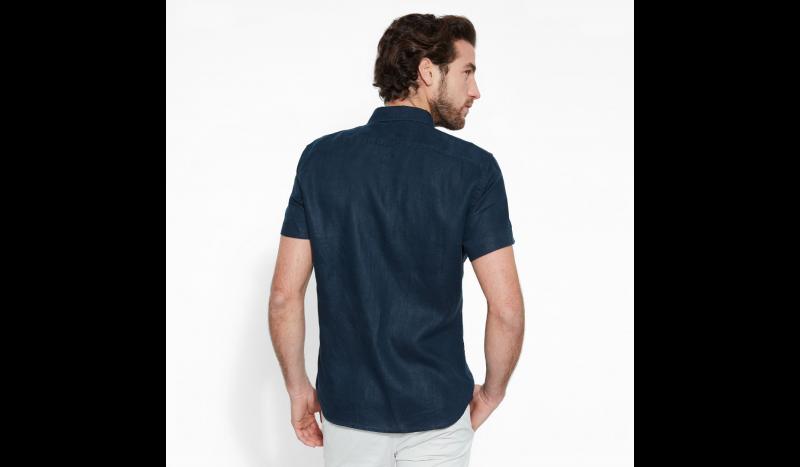 Рубашка с коротким рукавом мужские Timberland модель TH5139 цена, 2017