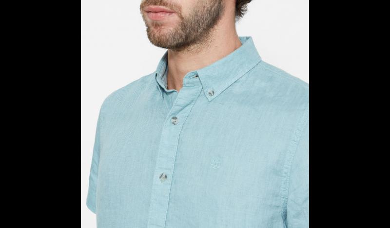 Timberland Рубашка с коротким рукавом мужские модель TH5140 отзывы, 2017