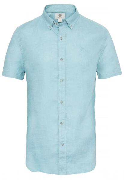 Timberland Рубашка с коротким рукавом мужские модель TH5140 купить, 2017