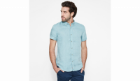 Рубашка с коротким рукавом мужские Timberland модель TH5140 приобрести, 2017