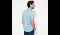 Рубашка с коротким рукавом мужские Timberland модель TH5140 цена, 2017