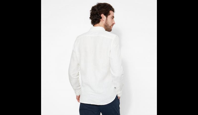 Рубашка с длинным рукавом мужские Timberland модель TH5141 приобрести, 2017