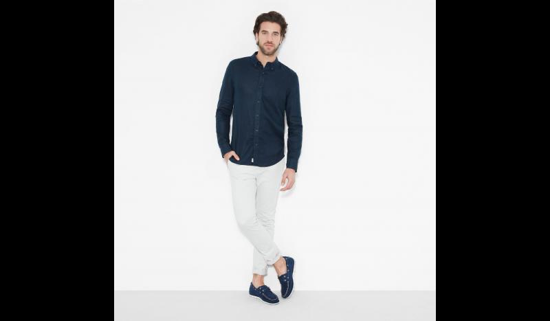 Рубашка с длинным рукавом мужские Timberland LONG SLEEVE RATTLE RIVER LINE TH5142 выбрать, 2017