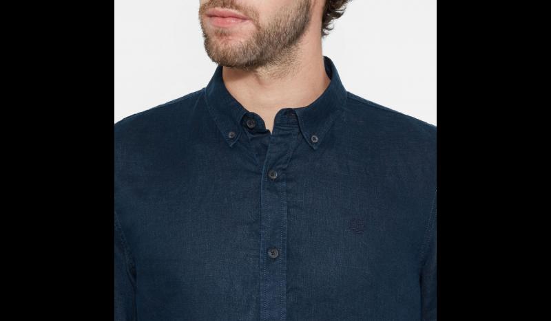 Рубашка с длинным рукавом мужские Timberland LONG SLEEVE RATTLE RIVER LINE TH5142 модные, 2017