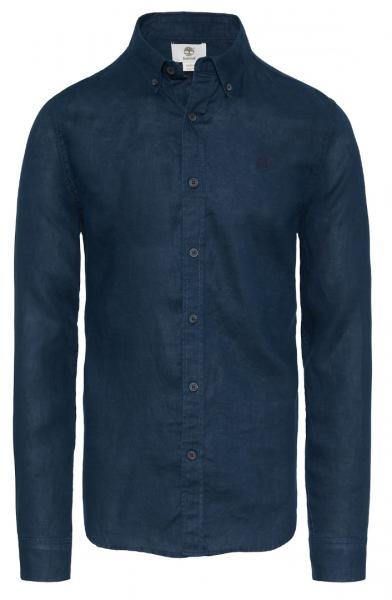 Рубашка с длинным рукавом мужские Timberland LONG SLEEVE RATTLE RIVER LINE TH5142 бесплатная доставка, 2017
