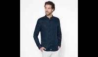 Рубашка с длинным рукавом мужские Timberland модель TH5142 купить, 2017
