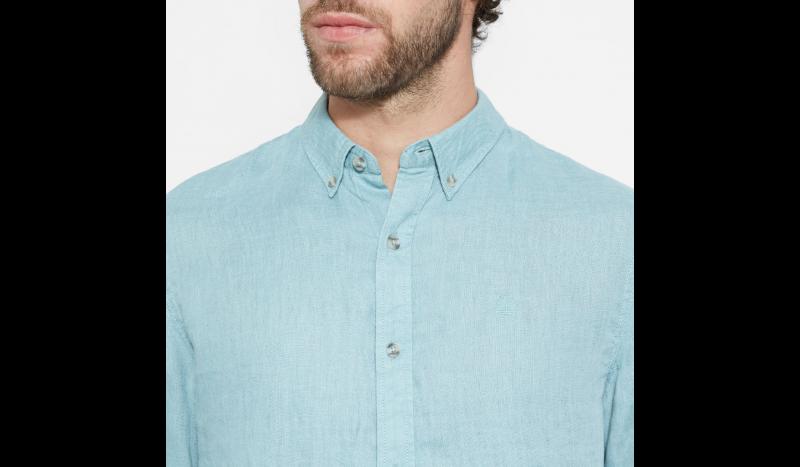 Timberland Рубашка с длинным рукавом мужские модель TH5143 характеристики, 2017