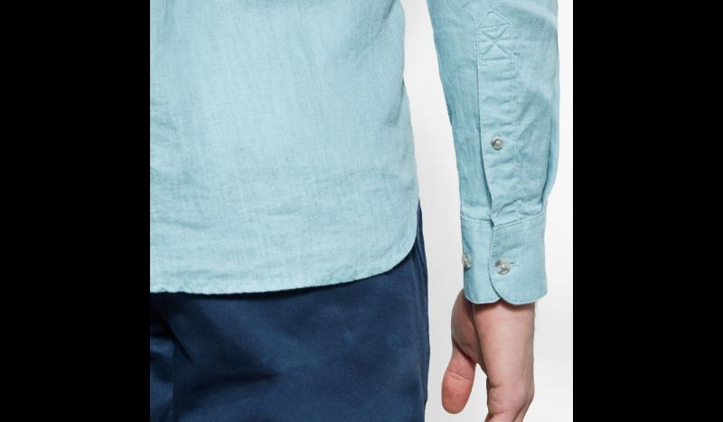 Timberland Рубашка с длинным рукавом мужские модель TH5143 качество, 2017
