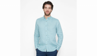 Рубашка с длинным рукавом мужские Timberland модель TH5143 купить, 2017