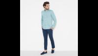 Рубашка с длинным рукавом мужские Timberland модель TH5143 цена, 2017