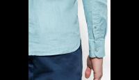 Рубашка с длинным рукавом мужские Timberland модель TH5143 качество, 2017
