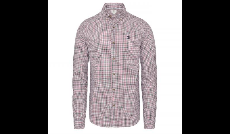Рубашка с длинным рукавом для мужчин Timberland LONG SLEEVE SLIM RATTLE RVR G TH5144 модные, 2017