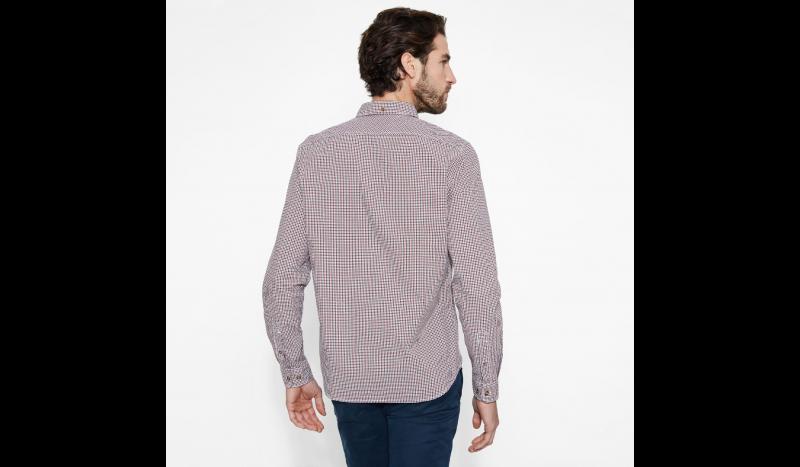 Рубашка с длинным рукавом мужские Timberland модель TH5144 приобрести, 2017