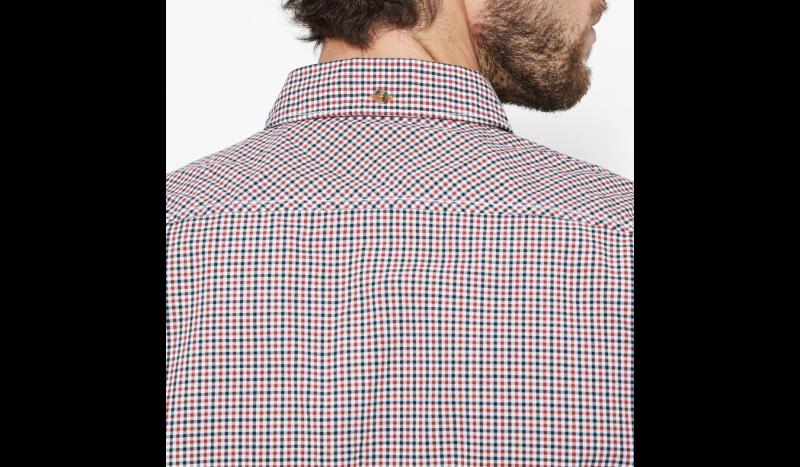 Рубашка с длинным рукавом для мужчин Timberland LONG SLEEVE SLIM RATTLE RVR G TH5144 фото одежды, 2017