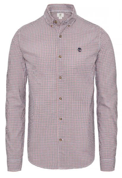 Рубашка с длинным рукавом для мужчин Timberland LONG SLEEVE SLIM RATTLE RVR G TH5144 выбрать, 2017