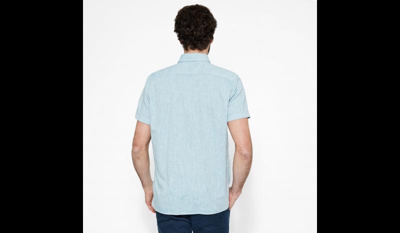 Timberland Рубашка с коротким рукавом мужские модель TH5146 цена, 2017